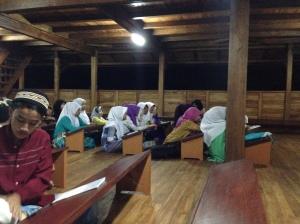 Kegiatan Pembelajaran Pondok Pesantren Al Ashr Al Madani